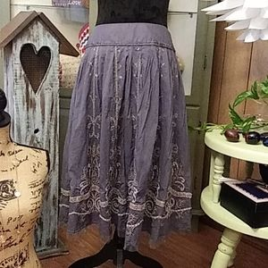 PETER NYGARD SKIRT SZ 6